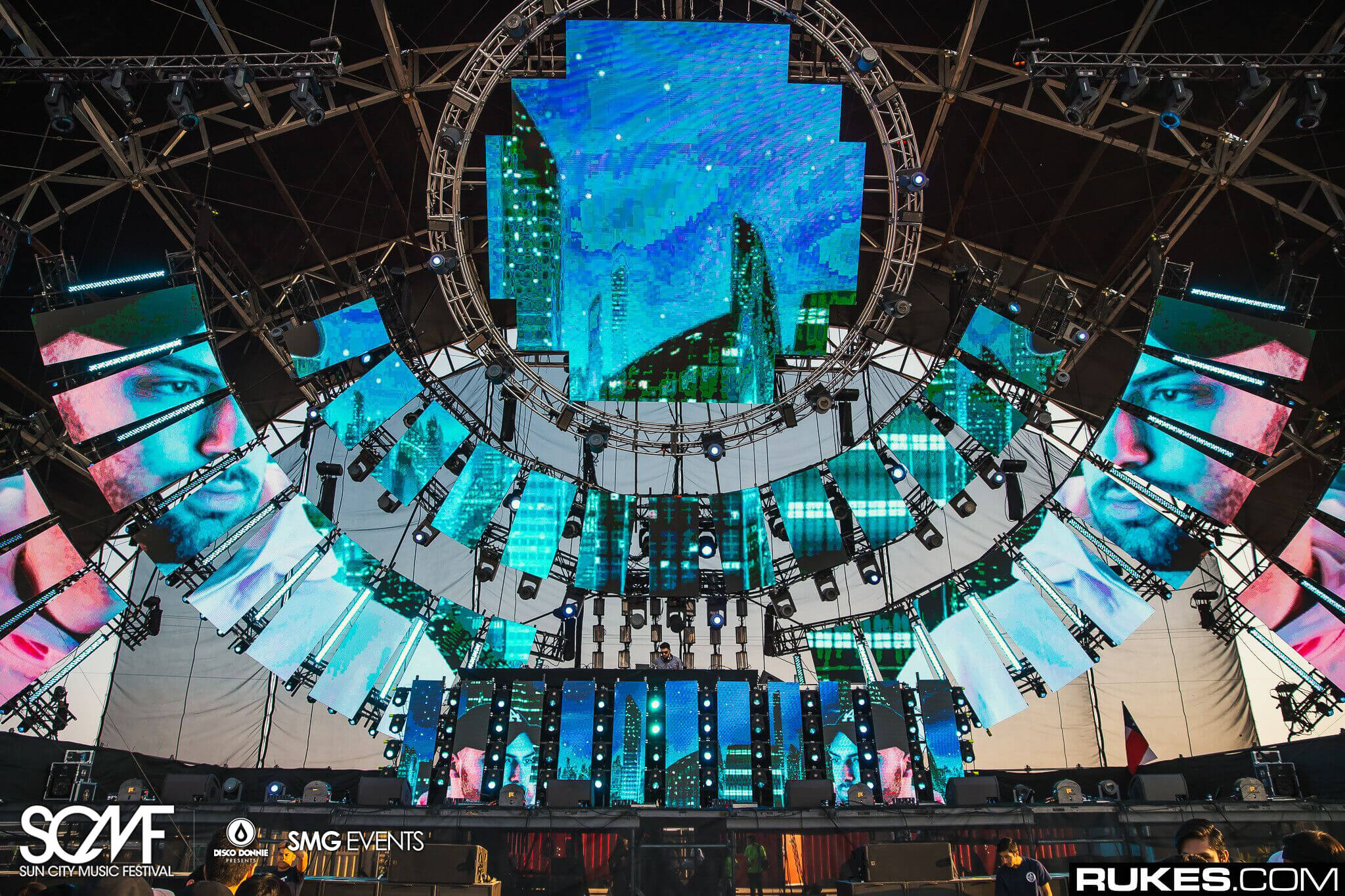 dirty audio main sun city stage