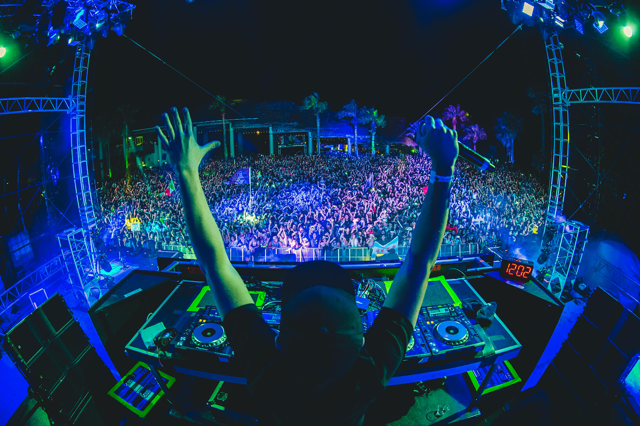 borgeous live at ultimate music experience