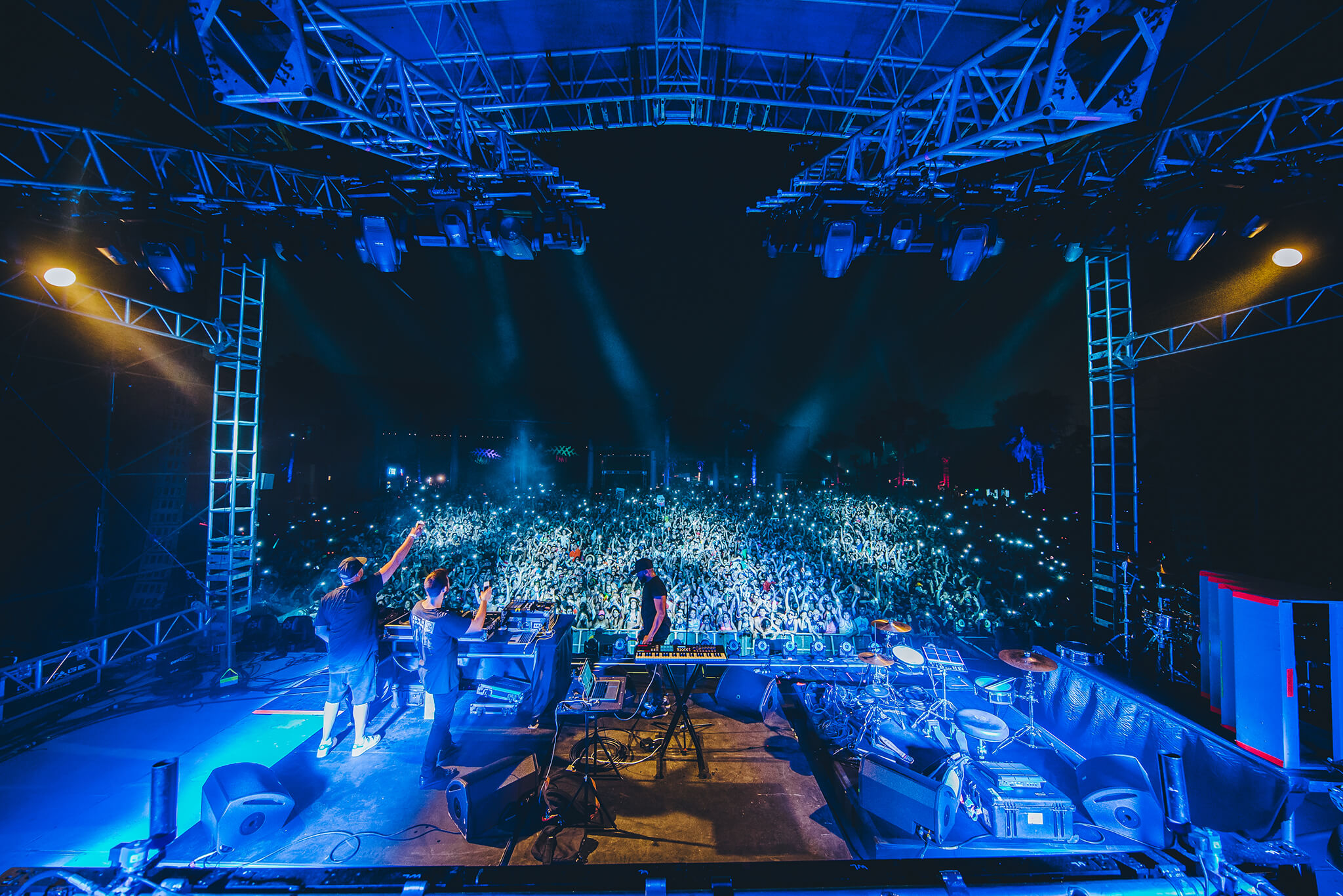big gigantic live at ultimate music experience