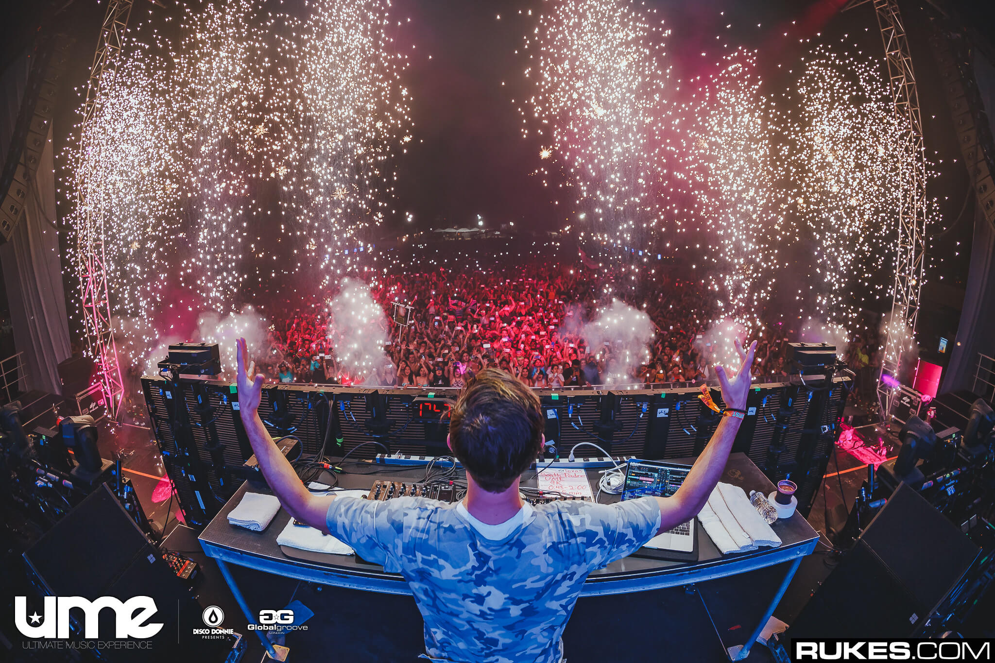 zedd headlines day three of ume