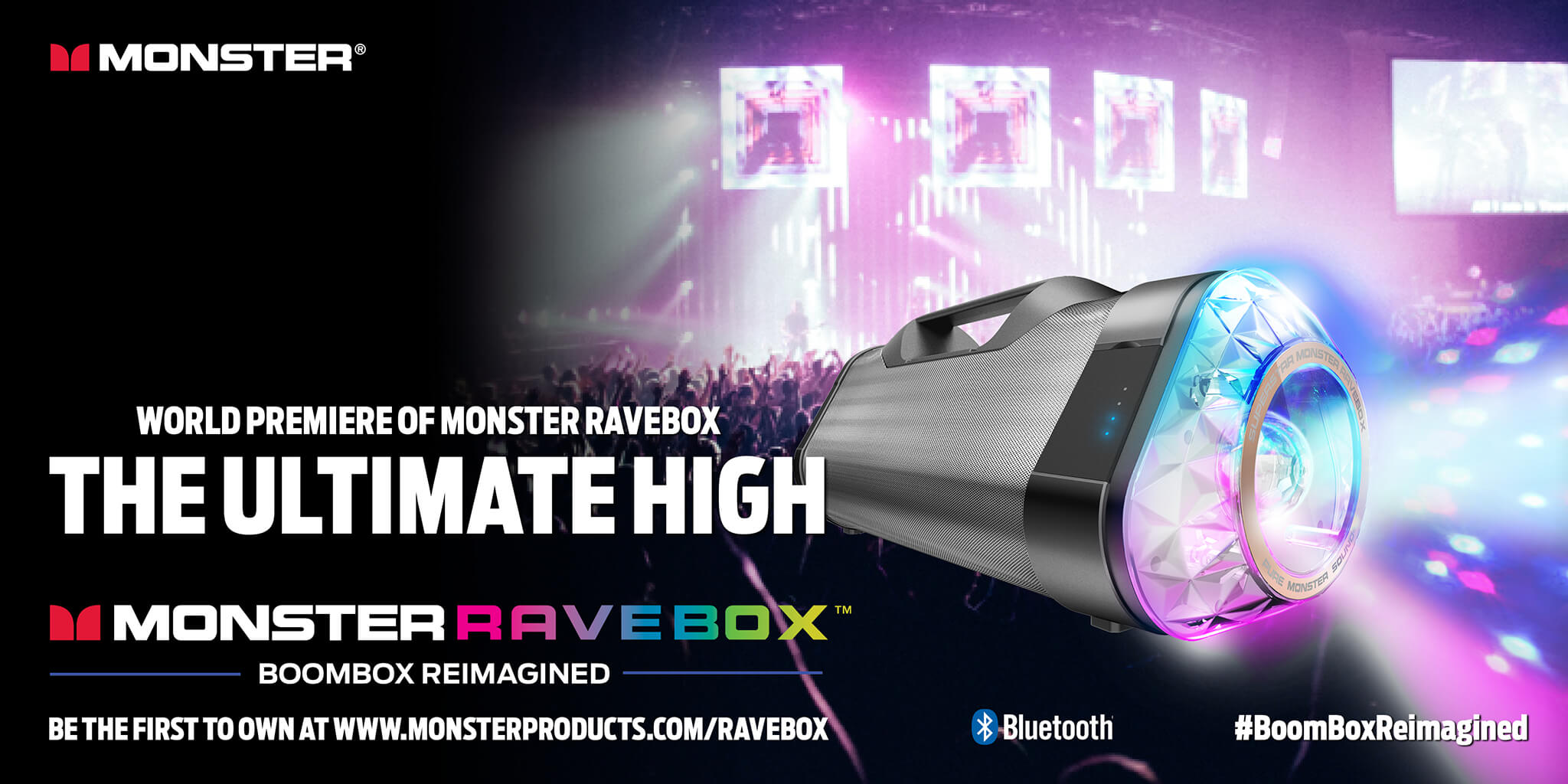 Monster Ravebox