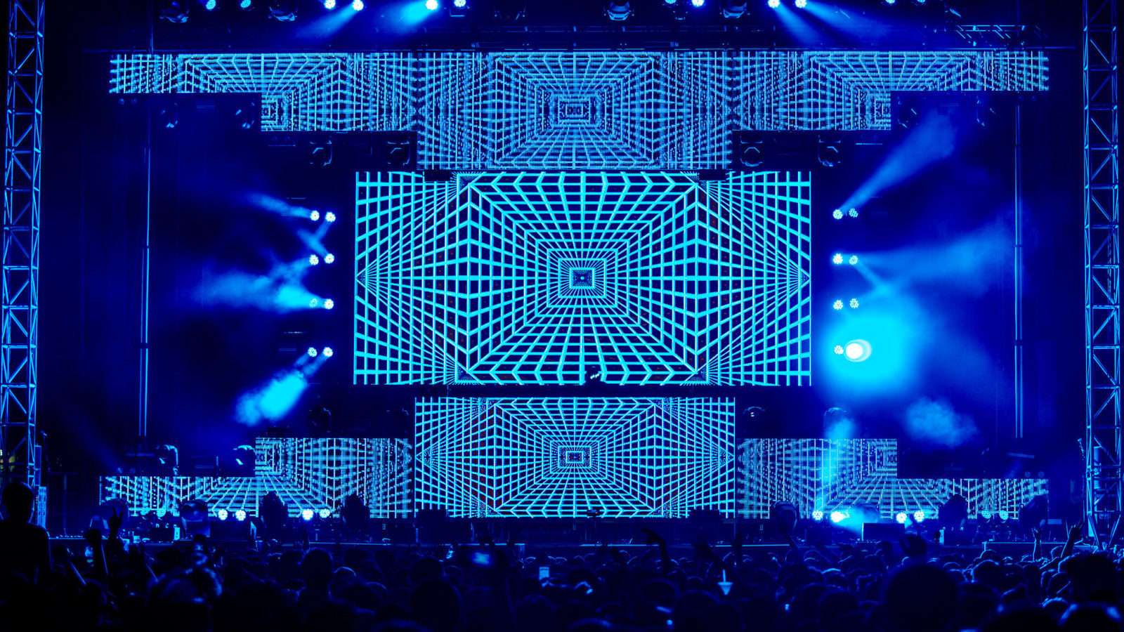 ultimate music experience stage production