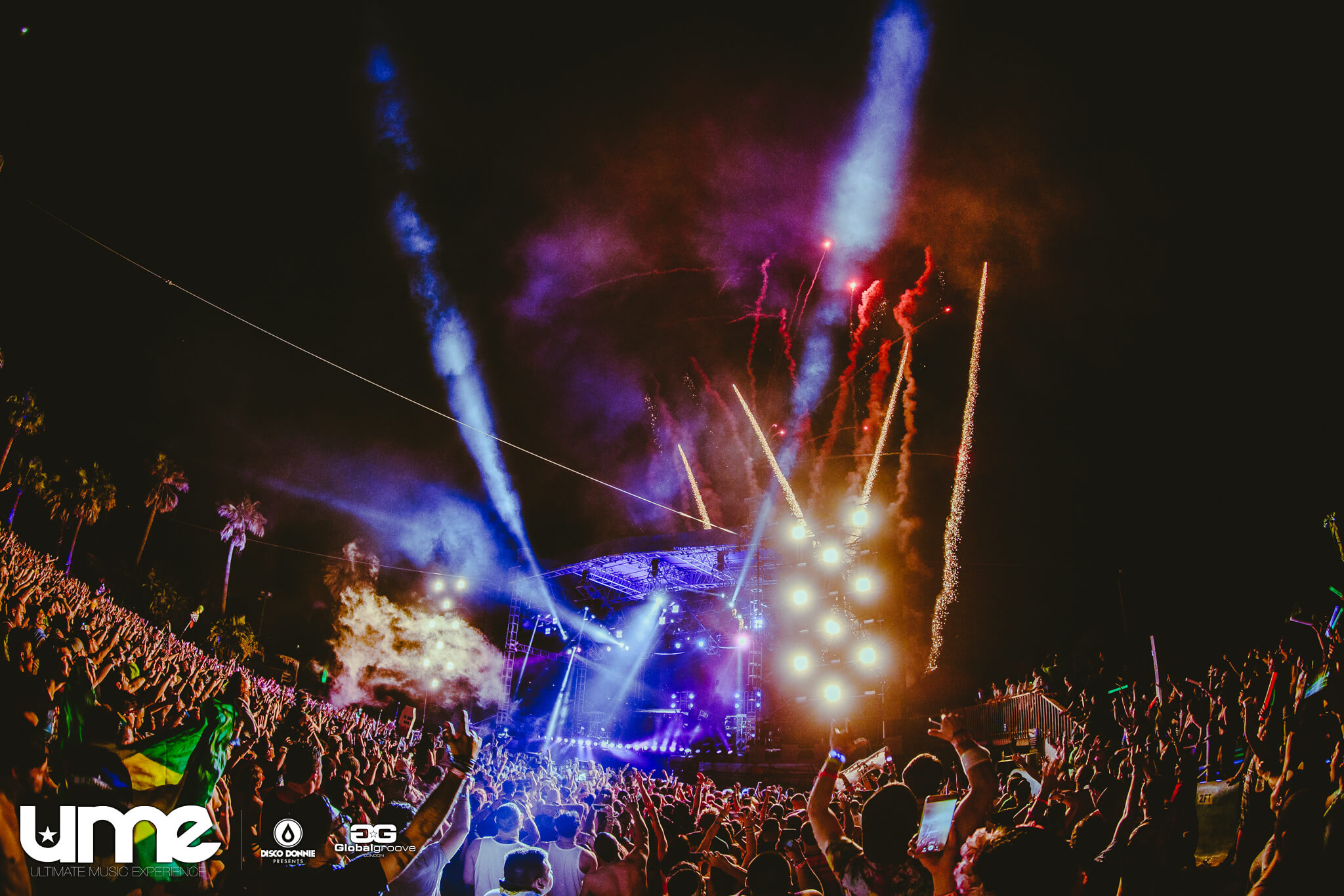 fireworks finale at ume 2016