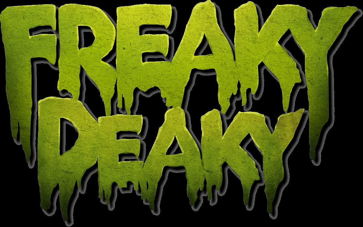 logo for Freaky Deak Texas 2018