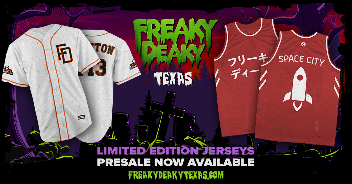 limited edition jerseys now available