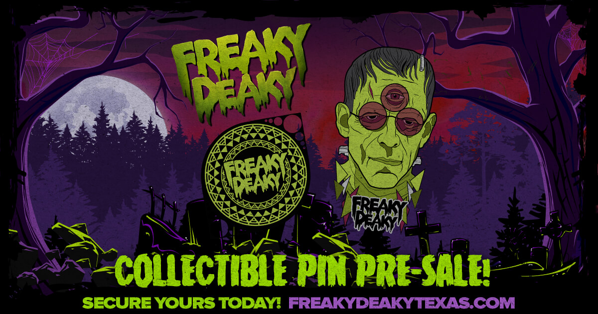 collectible pin pre-sale