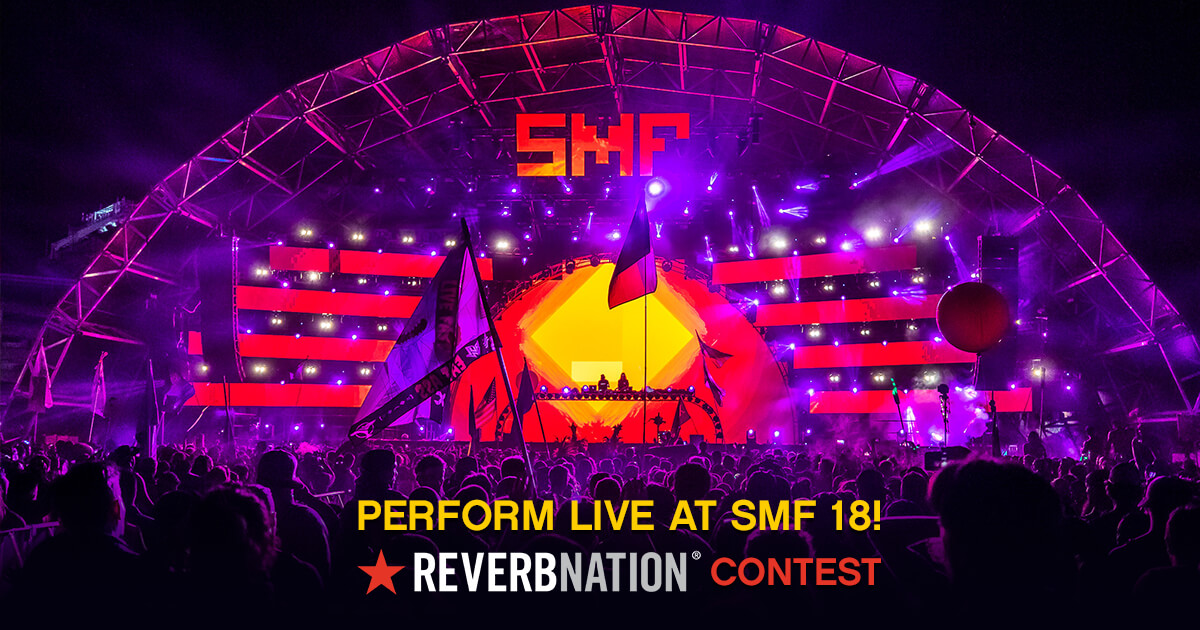 reverbnation contest to play smf