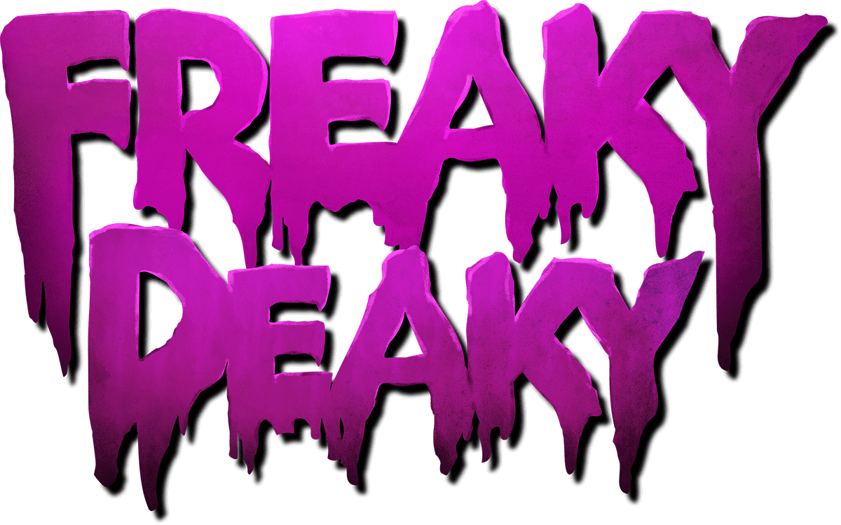 logo for Freaky Deak Texas 2019