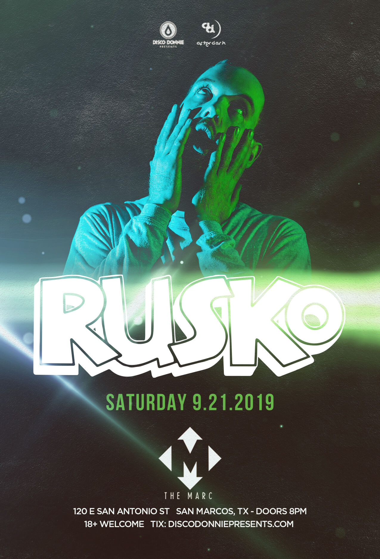 Rusko at The Marc