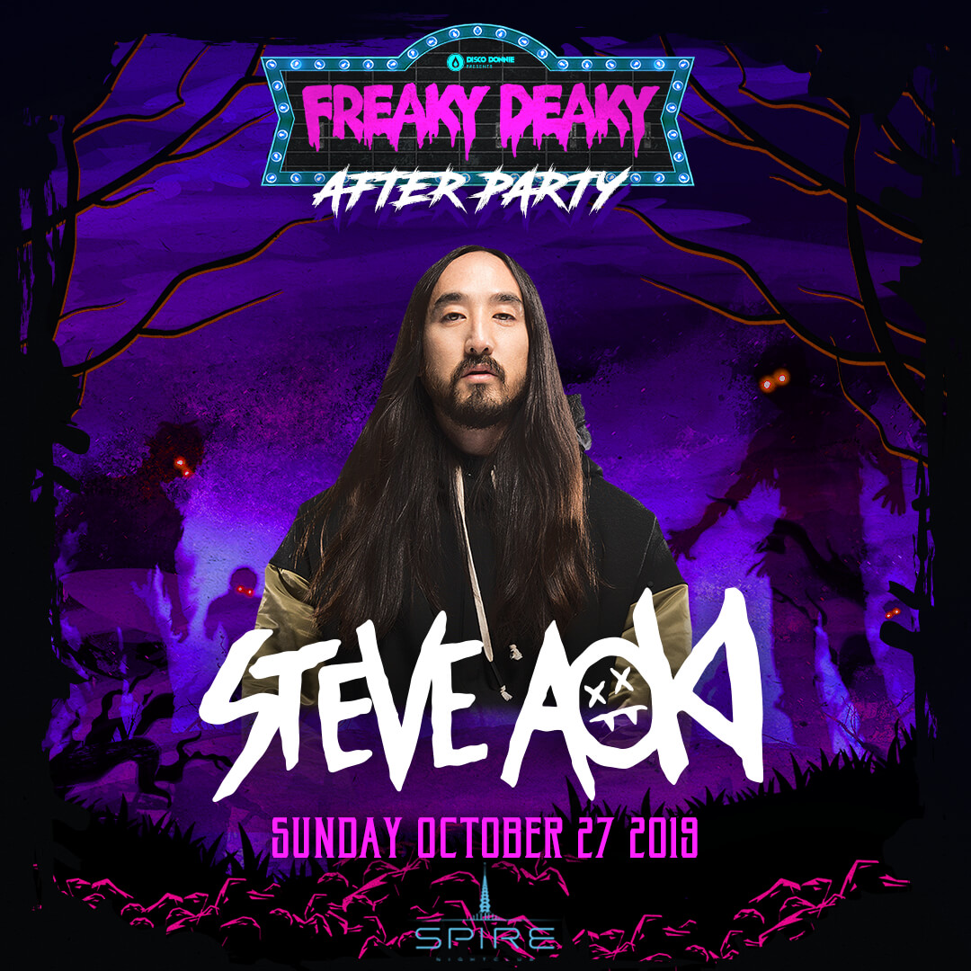 steve aoki afterparty