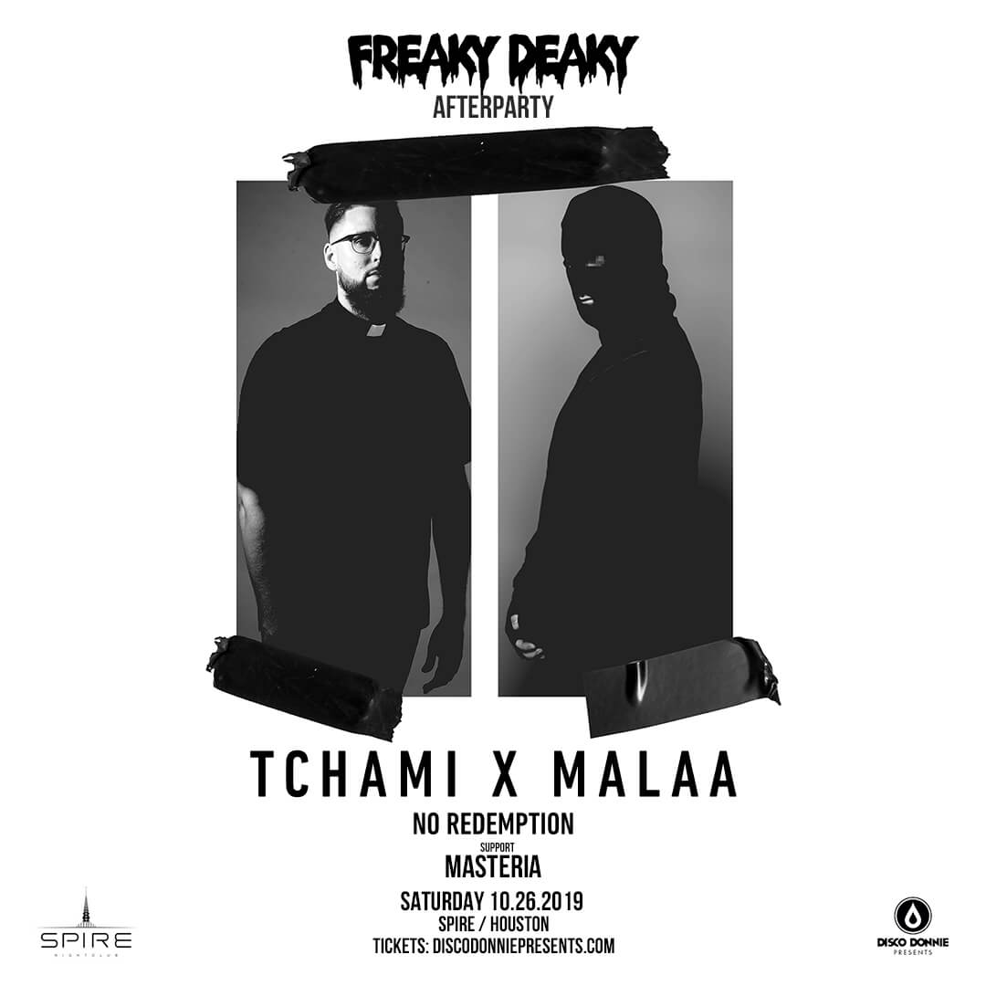 malaa x tchami afterparty
