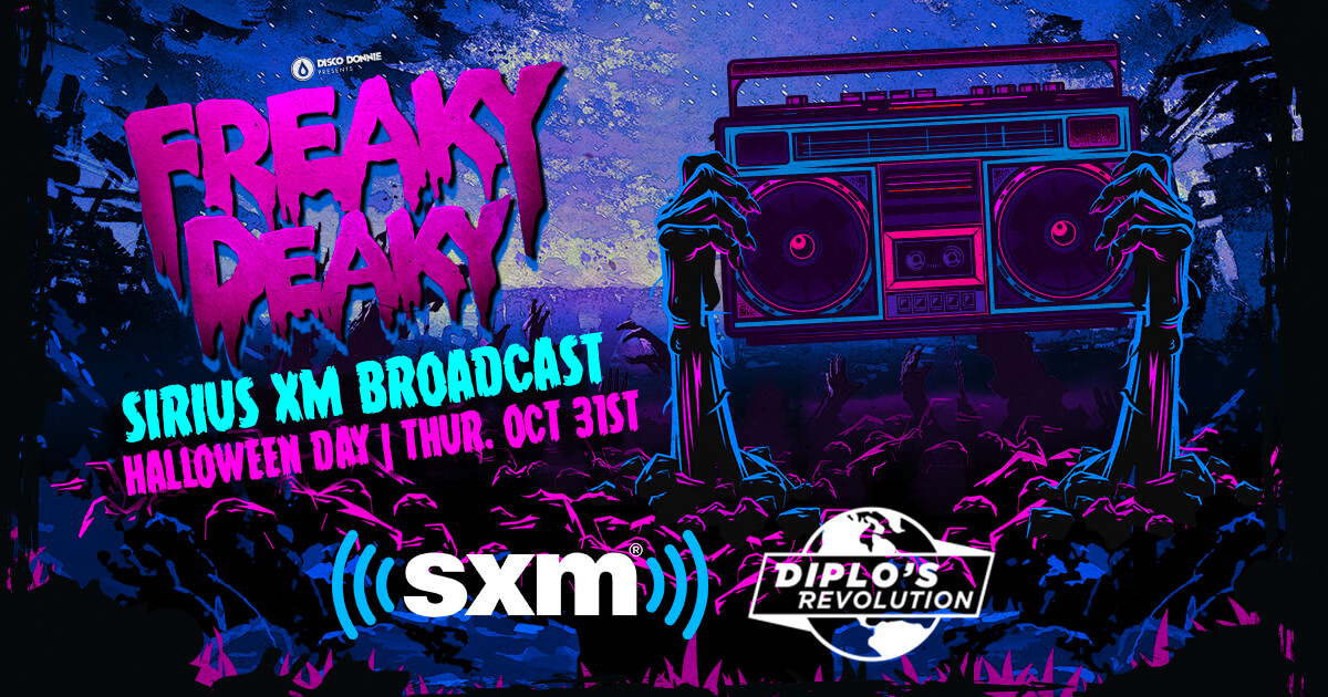 freaky deaky on sirius xm