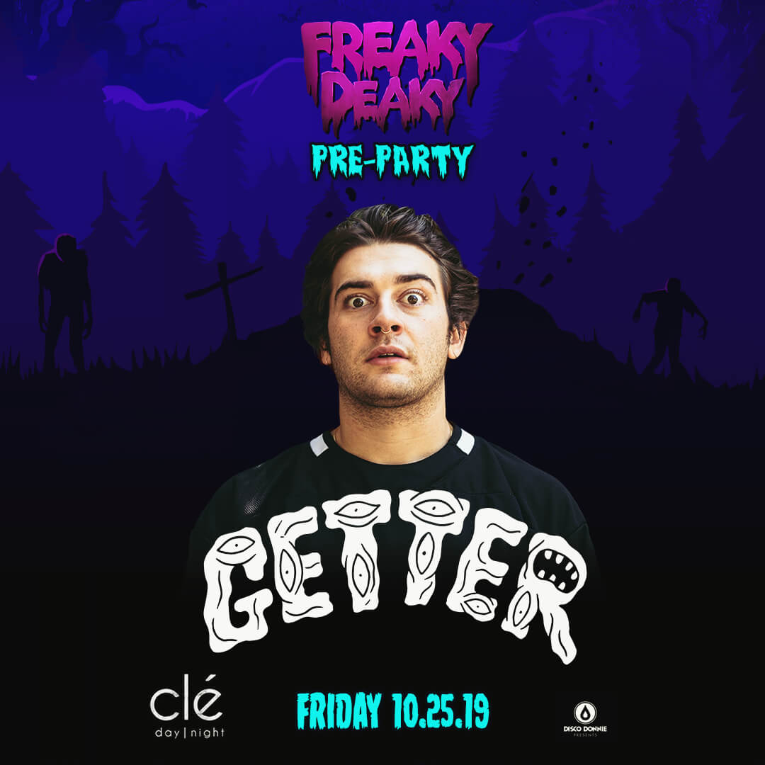 getter pre-party
