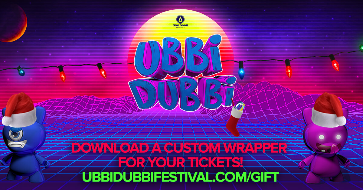 download a custom wrapper for your tickets