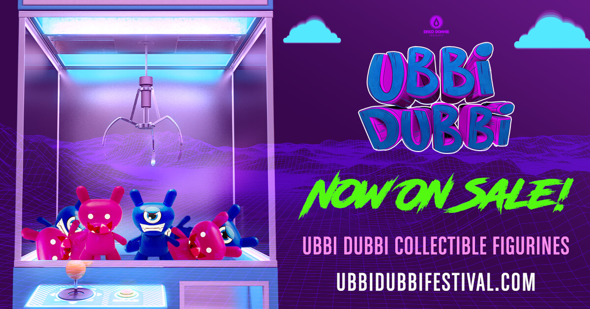 ubbi dubbi collectible figures now on sale