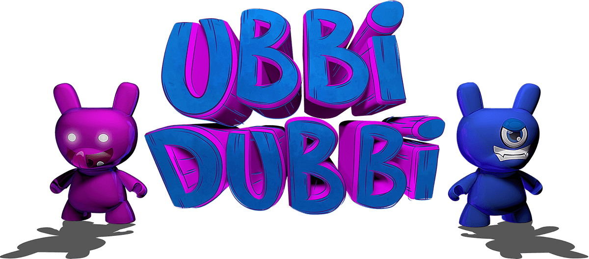 logo for Ubbi Dubbi Festival 2019