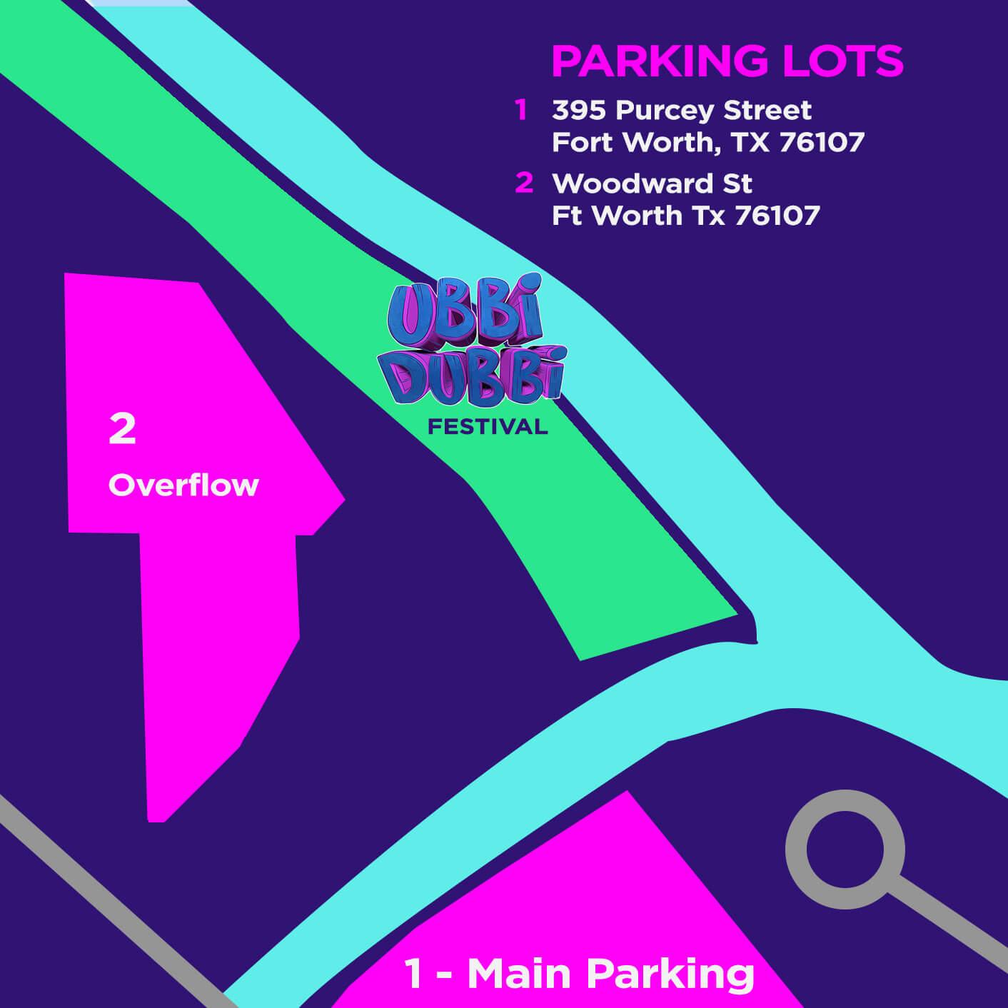 Location - Ubbi Dubbi Festival 2019