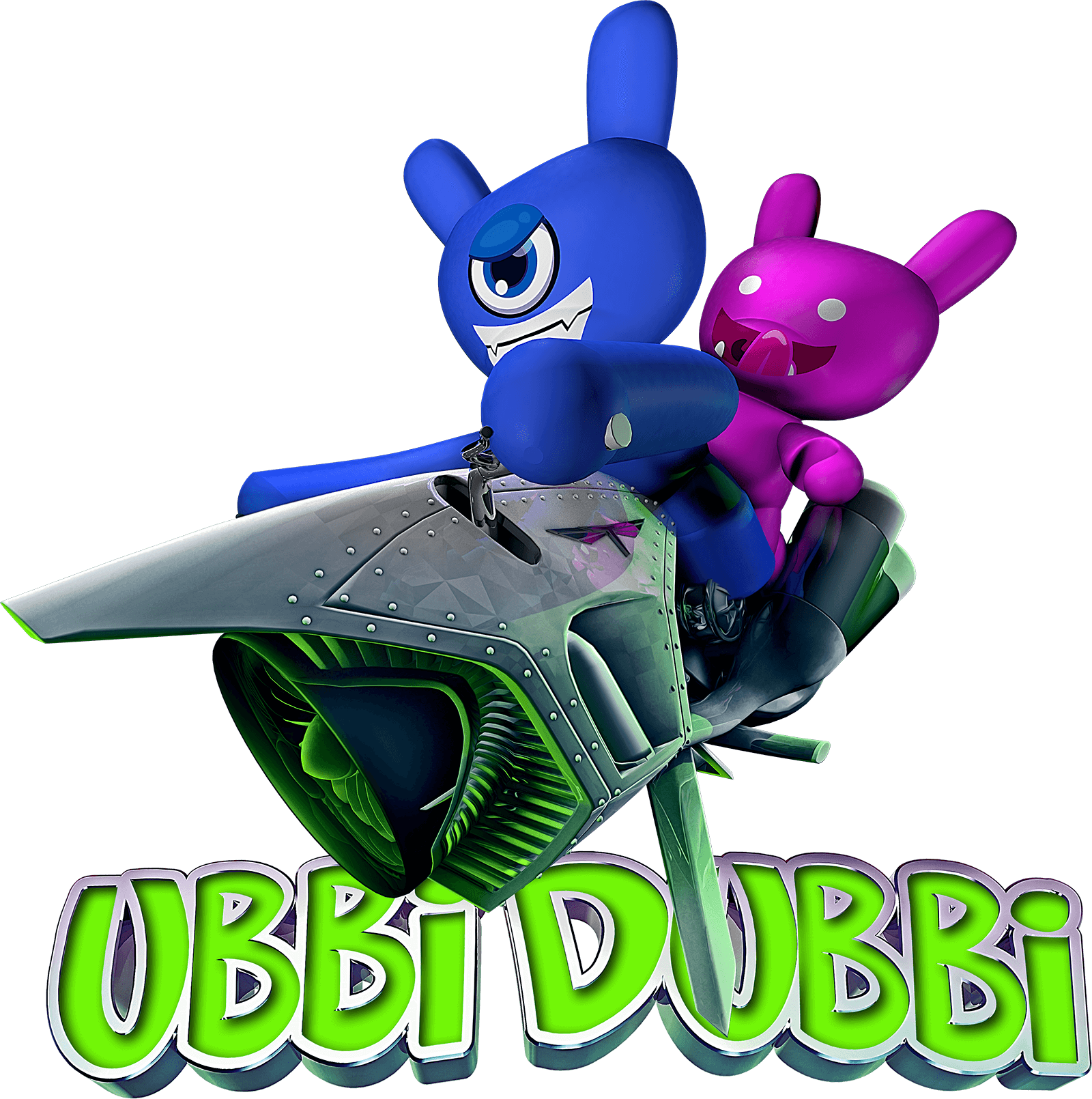 logo for Ubbi Dubbi Festival 2020