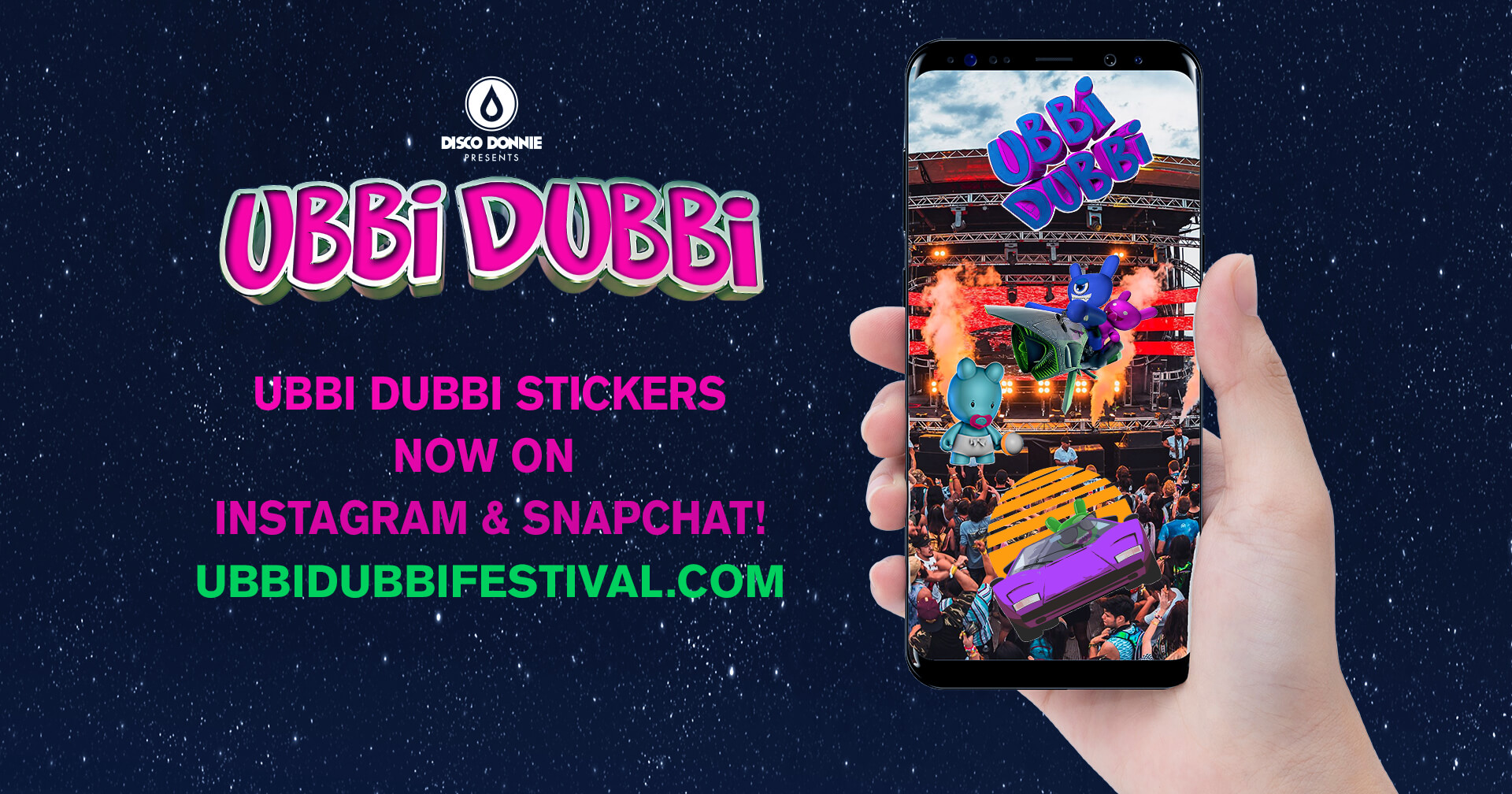 ubbi dubbi stickers on instagram snapchat