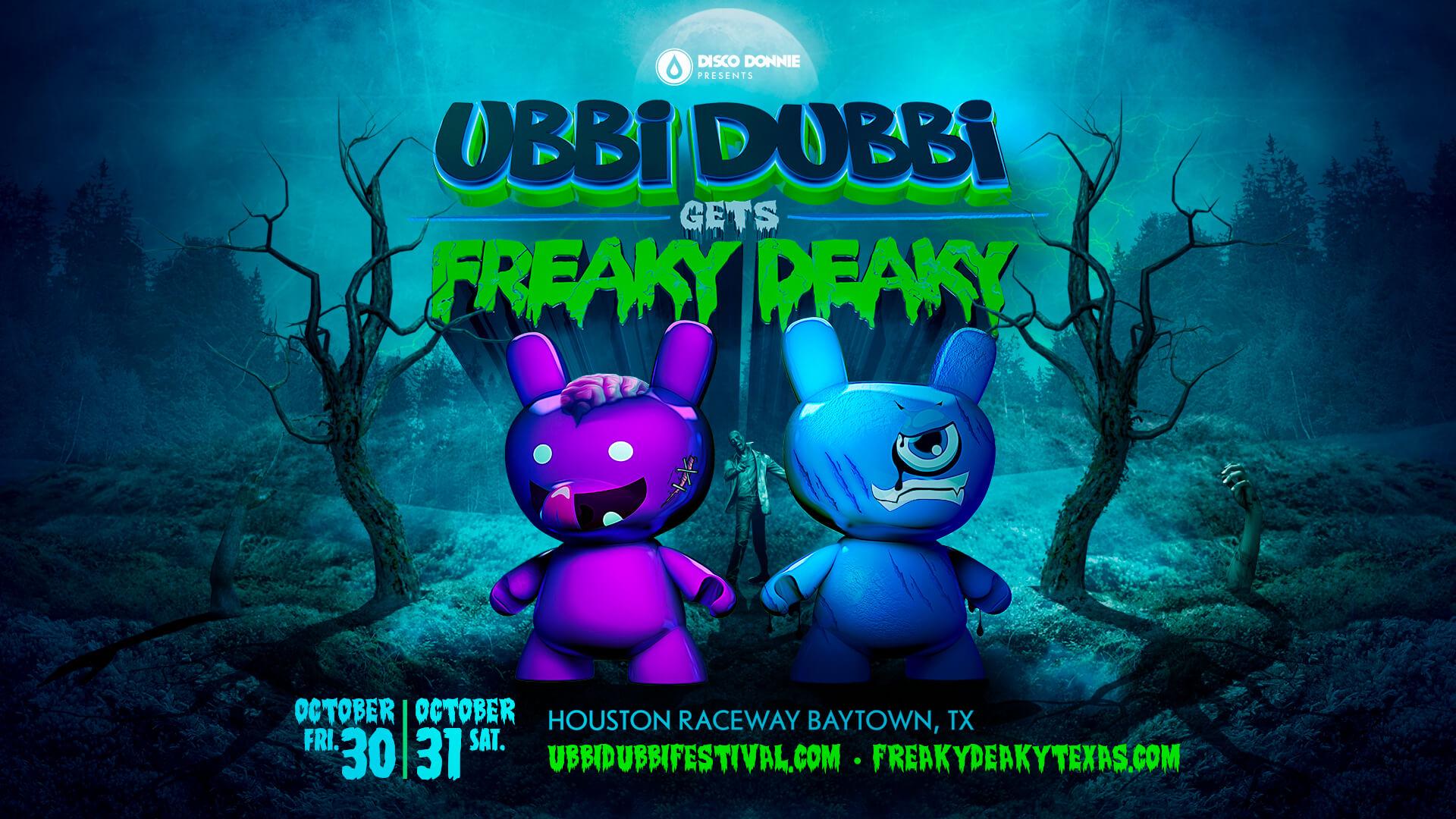 ubbi dubbi gets freaky deaky