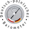 """Logo """"Deutsch-polnische Barometer"""""""