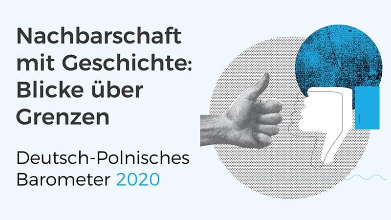 Deutsch-Polnisches Barometer 2020 - Vorstellung der Ergebnisse am Mi., 3.6.2020 auf Facebook
