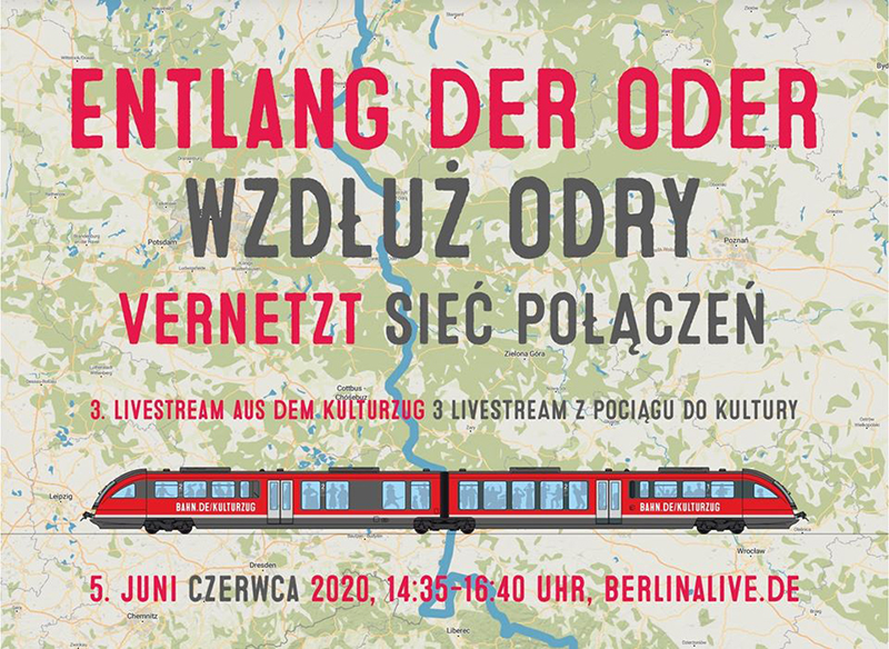 Entlang der Oder – 3. Digitale Reise mit dem Kulturzug am 5.06.2020 14.35