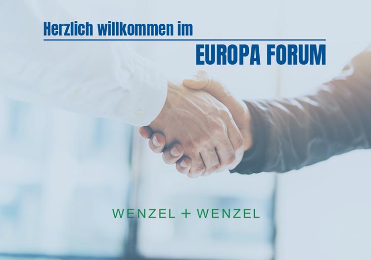 Wir begrüßen unsere neue Mitgliedsfirma –<br>Wenzel+Wenzel Sp. z o.o.