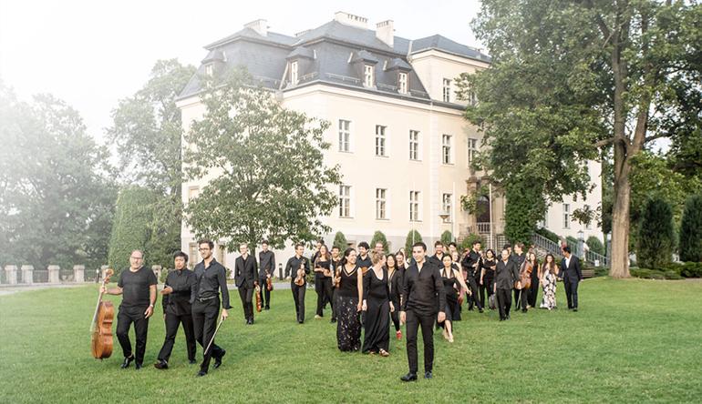 Einladung zu den Konzerten von Krzyżowa-Music 2020