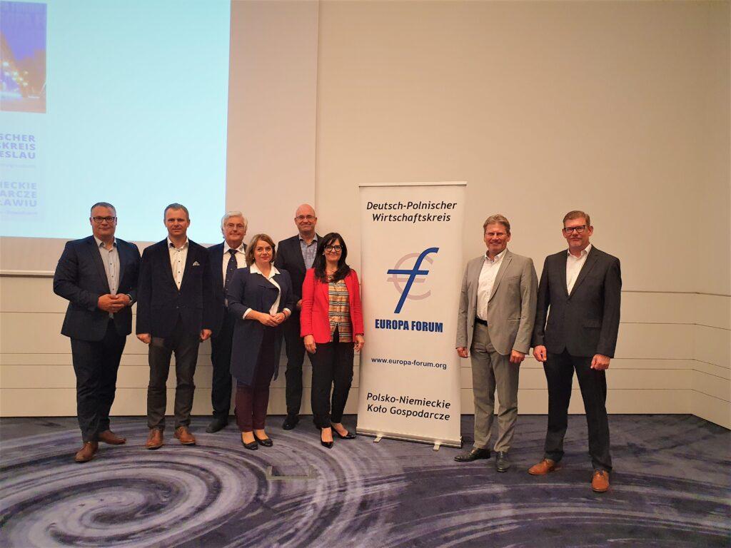 Neuer Vorstand des Europa Forums!