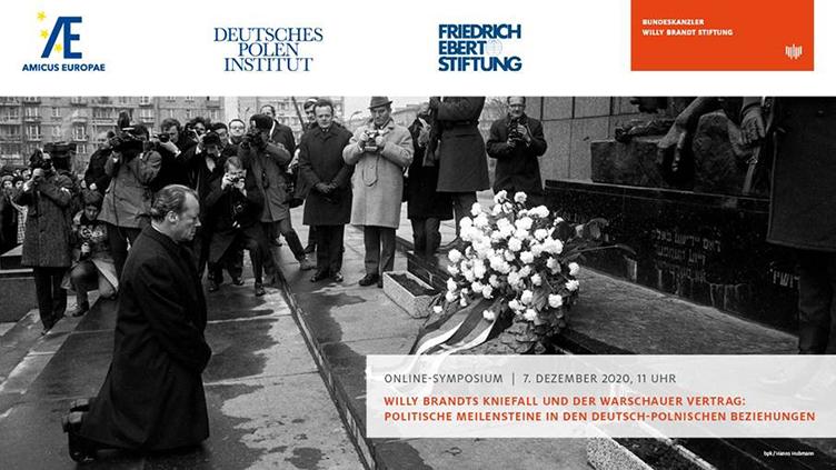 Willy Brandts Kniefall und der Warschauer Vertrag - Online Symposium, Europa Forum