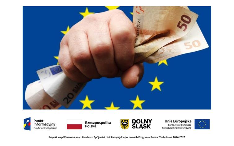 """Einladung zum Webinar """"EU-Fonds für niederschlesische Unternehmen"""""""