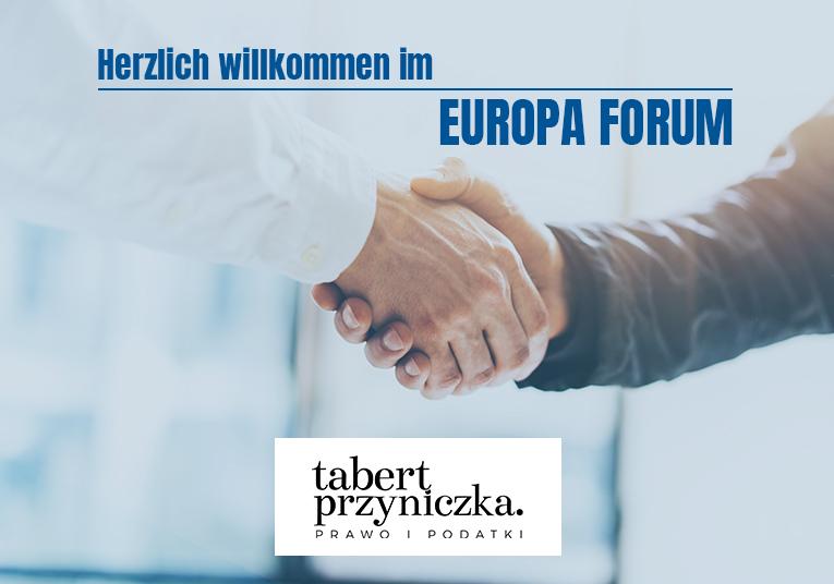 Wir begrüßen unsere neue Mitgliedsfirma: Rechtsberaterkanzlei Tabert Przyniczka OHG