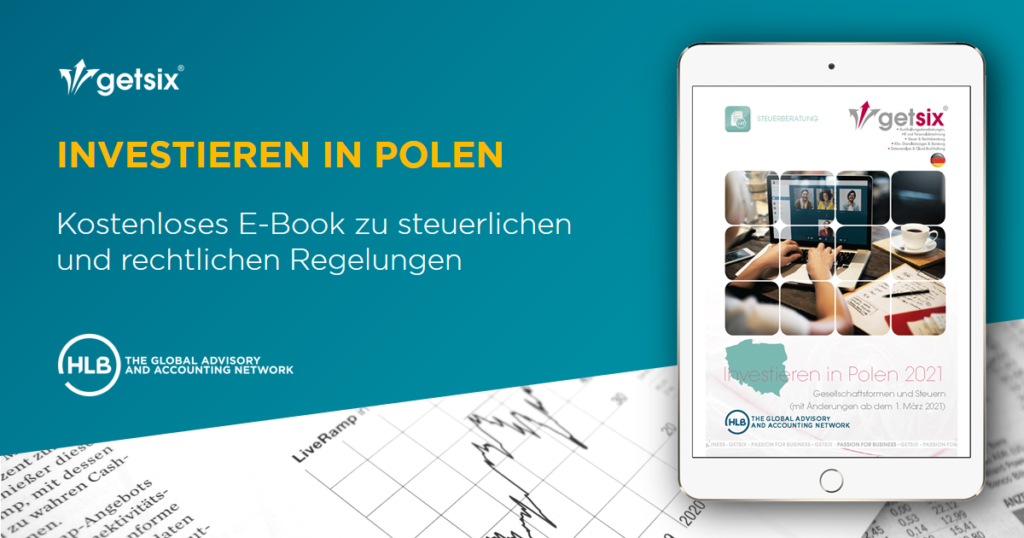 Investieren in Polen – Kostenloses E-Book zu steuerlichen und rechtlichen Regelungen