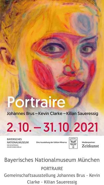 """Wie kommt Gutes Zusammen? Vernissage zur Kunstausstellung """"Portraire"""" im Bayerischen Nationalmuseum"""