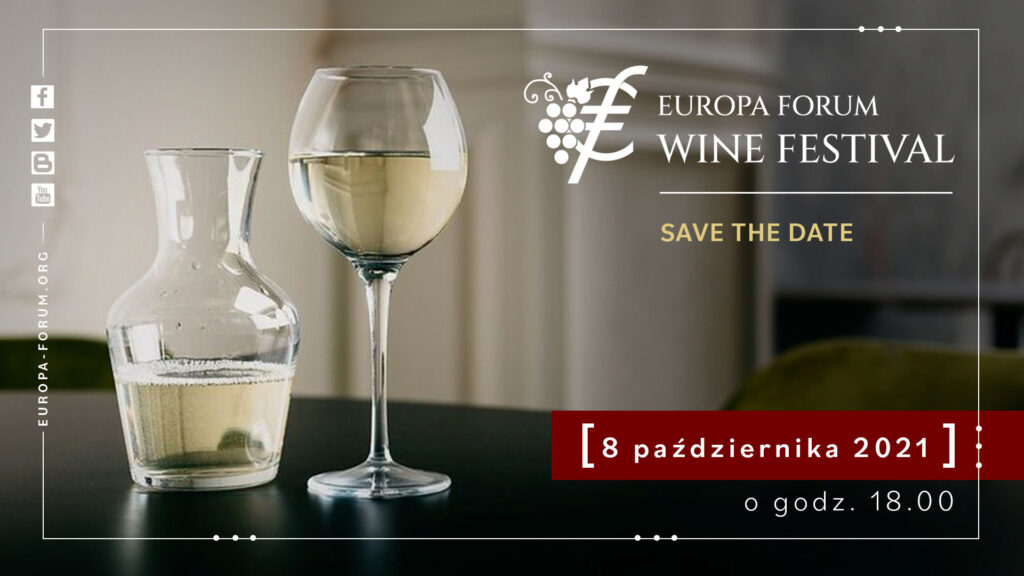 SAVE THE DATE – Wine Festival