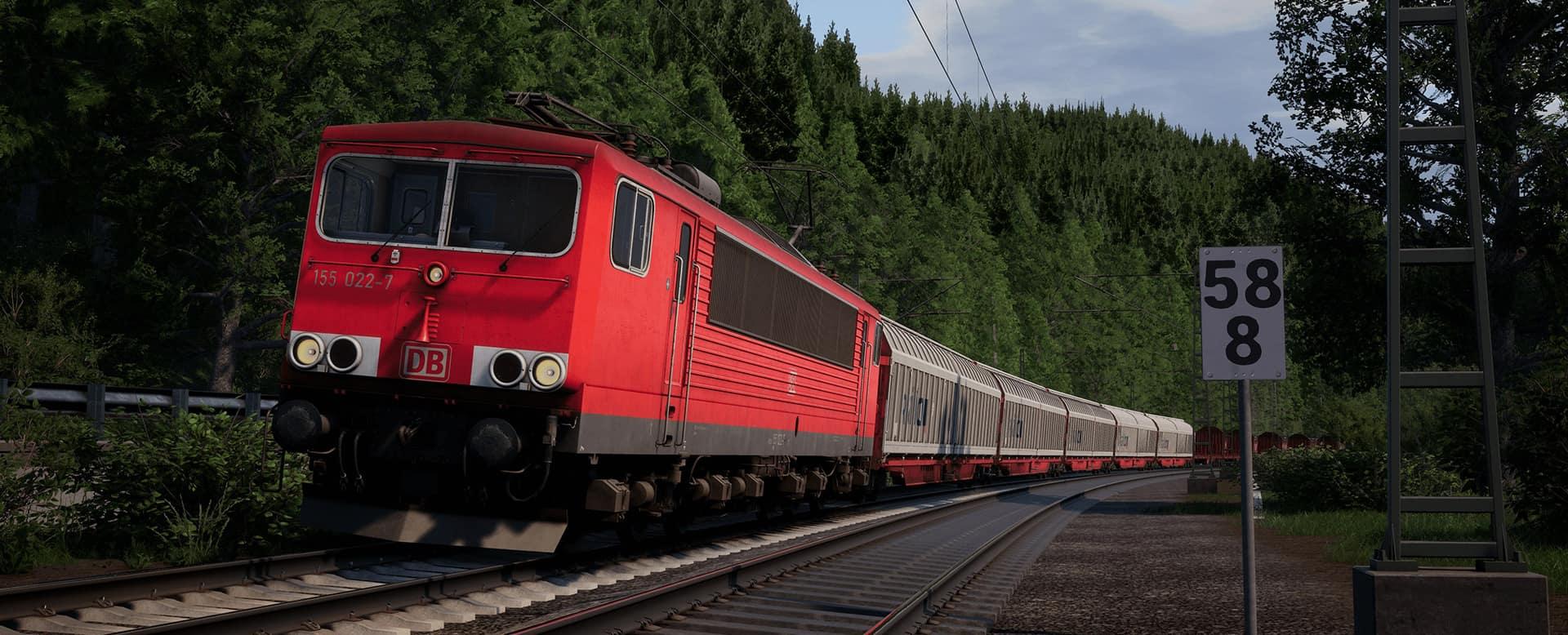 DB BR 155