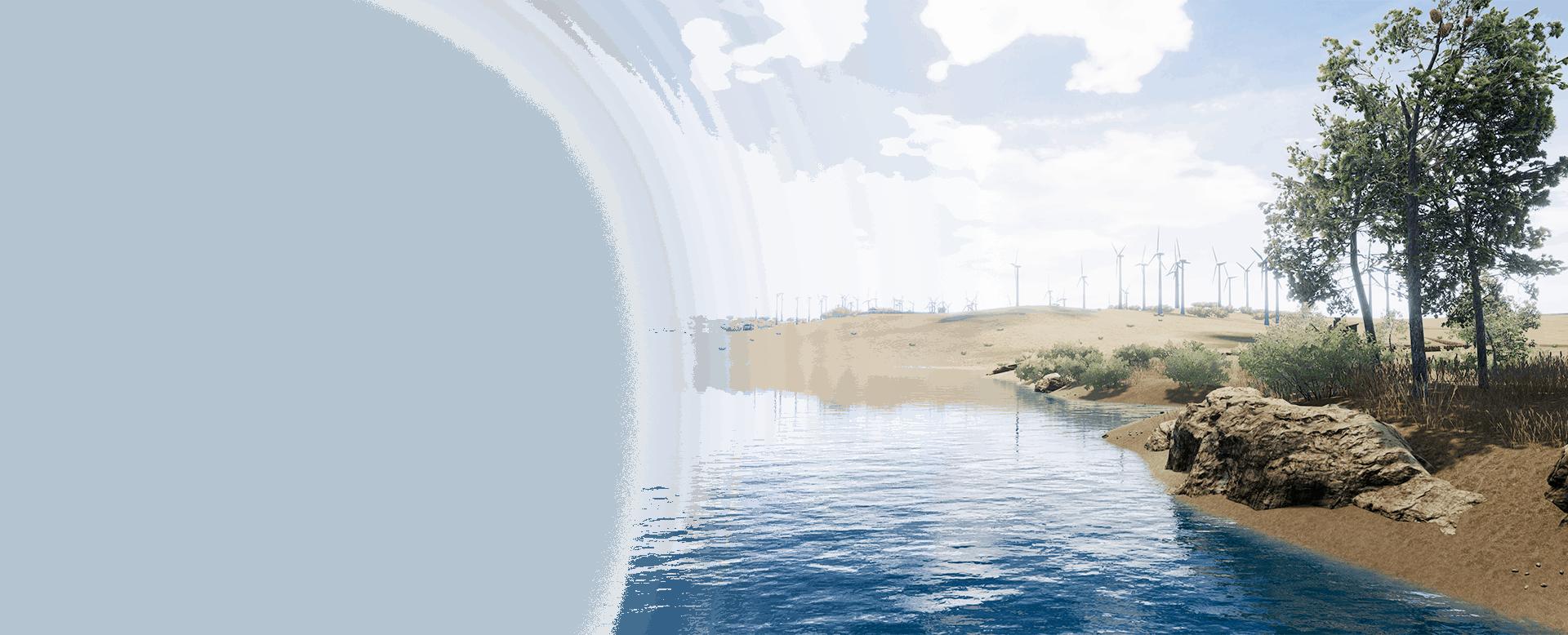 Lago del Mundo