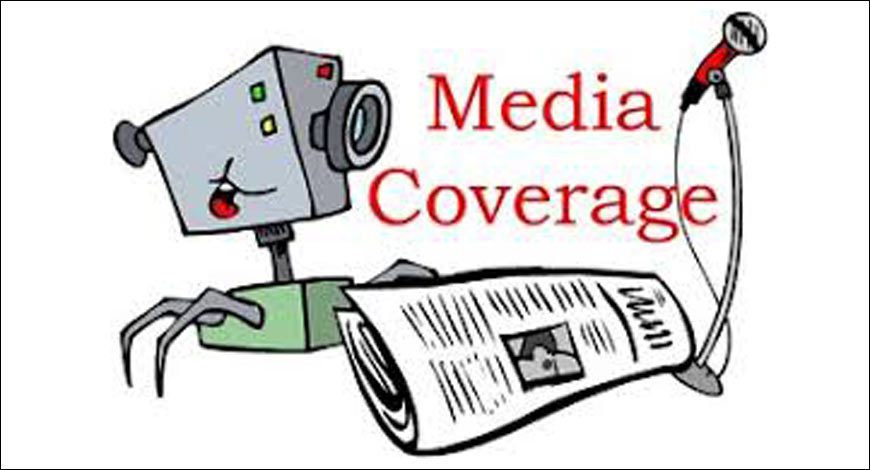 media coverage rss
