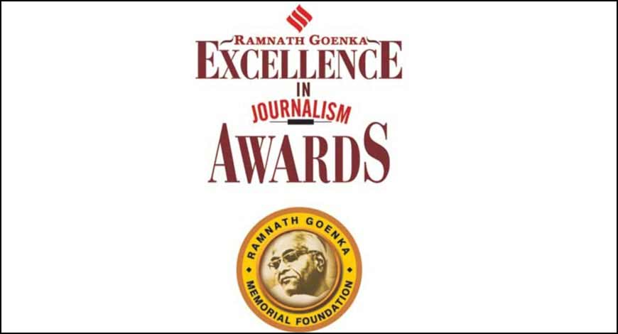 RAMNATH GOENKA AWARDS
