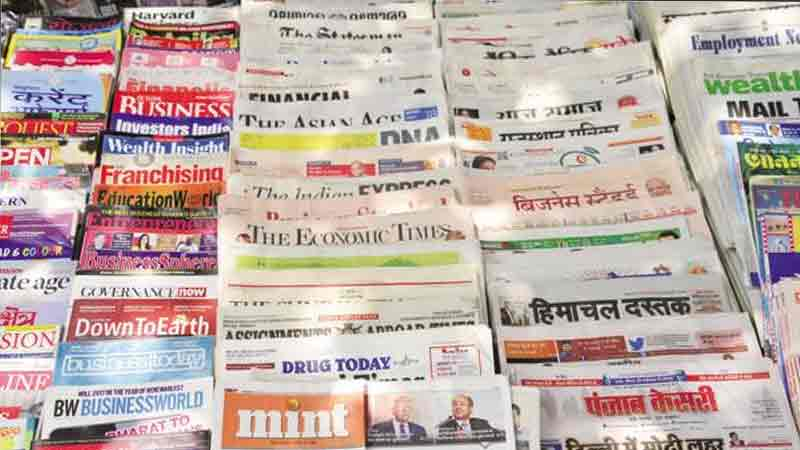 Newspapers Magazines