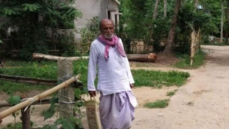 Khetramohan Mishra