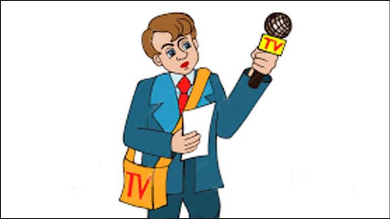 Television Journalist
