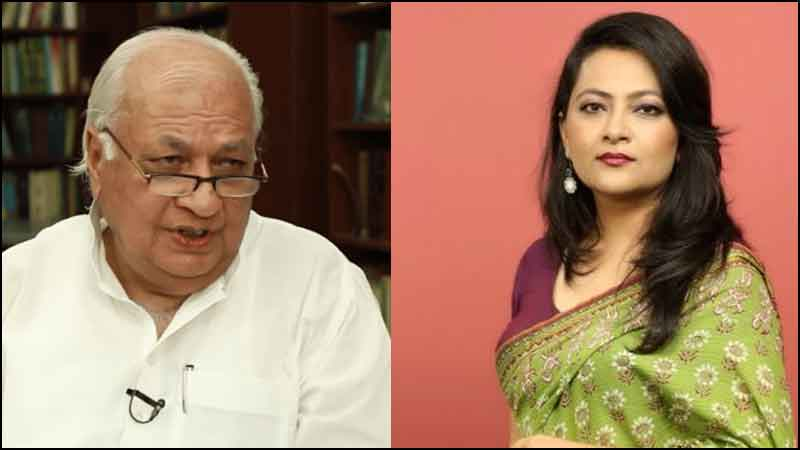 Arif Mohammad and Arfa Khanum