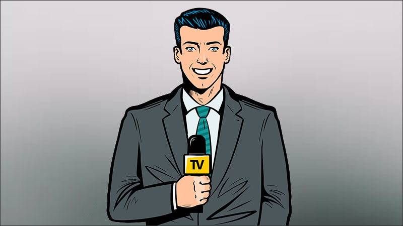 News Anchor