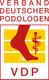 Verband Deutscher Podologen Logo