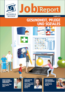 WBS JobReport Gesundheits-, Pflege- und Sozialberufe