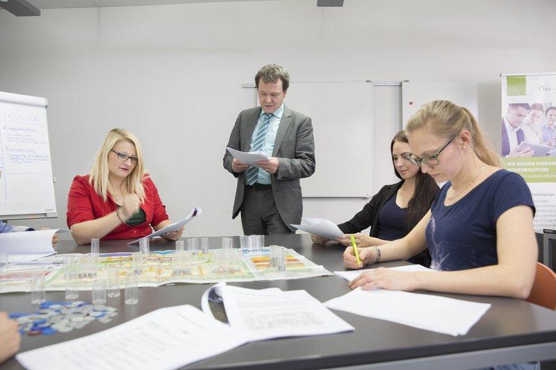 Studienbeginn ist beim Bachelor-Studium Sozialmanagement jederzeit möglich.