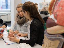 MSH Medical School Hamburg   Studierende   Unterricht