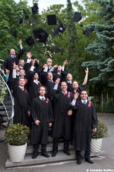 Absolventenfeier 2011